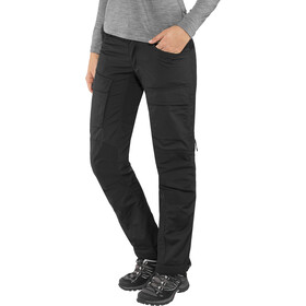 Lundhags Authentic II - Pantalones Mujer - regular negro